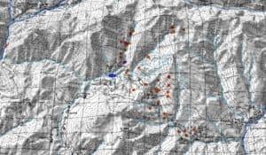 hattusas - progetto - gorno zinc project - sorgenti campionamento Hattusas