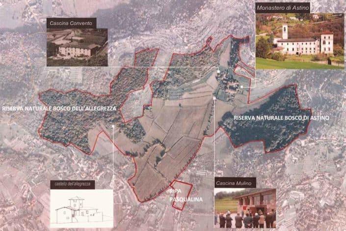 Hattusas SRL-hattusas - valutazioni-ambientali - valutazioni di impatto ambientale - VIA - bosco dell'allegrezza - bosco di astino - Bergamo