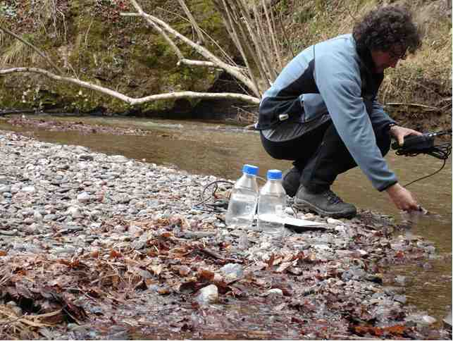 Hattusas SRL - paesaggio ed ecologia - indagini naturlistiche - monitoraggi ecologici - - prelievo campioni - Porlezza - Como