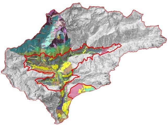 Hattusas SRL - paesaggio ed ecologia - piani naturalistici comunali - PNC -