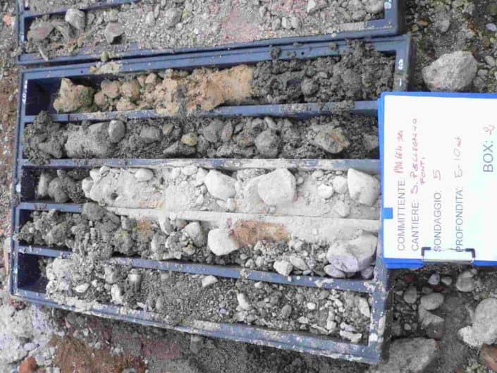 Hattusas SRL - Servizi Geologici e Ambientali - Indagini Geotecniche
