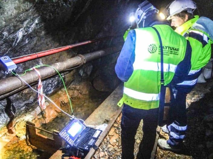 hattusas - Gorno Zinc Project - interventi in miniera