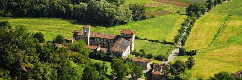Hattusas - Bergamo - Valle d'Astino - Fotografia della valle d'Astino-2