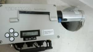 Monitore Radon Mapper Tecnavia® - Hattusas - Bonifica Gas Radon - Centrale Enel Castrocucco