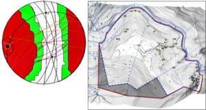 Hattusas - Ca' Bianca - Parzanica - Bergamo - Concessione mineraria - analisi geomeccanica