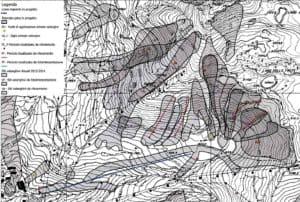 Hattusas - Piano Naturalistco - Foppolo - Piste da sci - analisi nivologico-valanghive