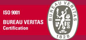 Hattusas S.r.l - ISO 9001 Bureau Veritas Certification