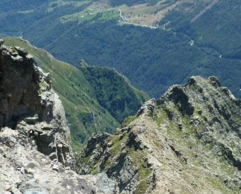 Hattusas - Usseglio - punta Corna
