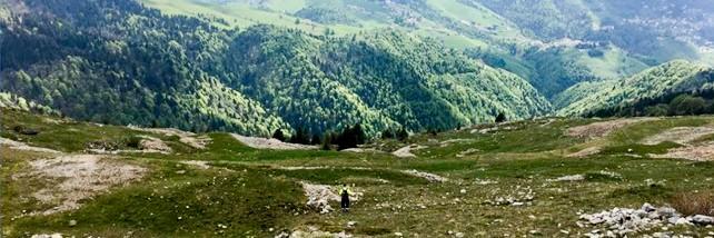 Hattusas - Permesso di ricerca Vedra – vecchi depositi minerari sul versante sud del Pizzo Arera